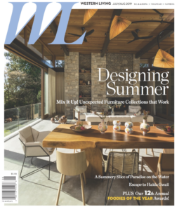 Western Living July August 2019